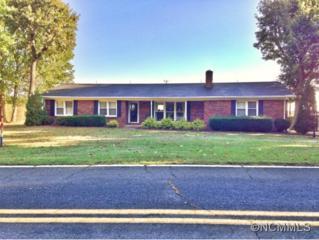 250  Glover Road  , Ellenboro, NC 28040 (MLS #572895) :: Exit Realty Vistas