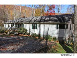 48  Split Rail Lane  , Waynesville, NC 28786 (MLS #573258) :: Exit Realty Vistas