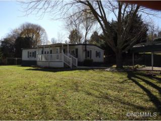 108  Paradise Court Lane  , Candler, NC 28715 (MLS #573778) :: Exit Realty Vistas
