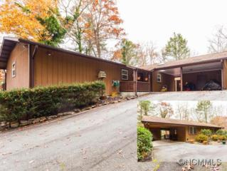 327/329  Knob Creek Road  , Pisgah Forest, NC 28768 (MLS #574010) :: Exit Realty Vistas