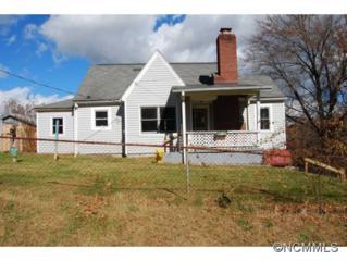 184  Powell St  , Hendersonville, NC 28792 (MLS #574098) :: Exit Realty Vistas