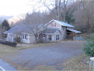 619  Walker Road  , Waynesville, NC 28786 (MLS #574191) :: Exit Realty Vistas
