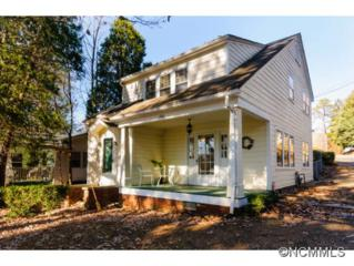 198  Forest Hill Drive  , Asheville, NC 28803 (MLS #574295) :: Exit Realty Vistas
