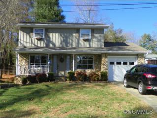 1107  Cherokee Dr.  , Hendersonville, NC 28739 (MLS #574300) :: RE/MAX Four Seasons Realty