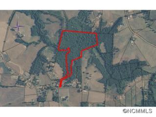 31 Ac  Hopewell Road  , Ellenboro, NC 28040 (MLS #574376) :: Caulder Realty and Land Co.