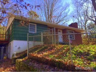 45  Hillcrest  , Asheville, NC 28804 (MLS #574386) :: Exit Realty Vistas