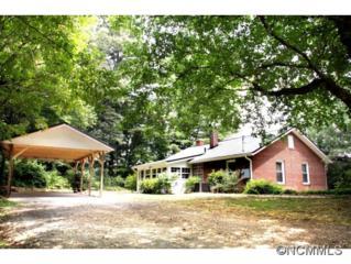 1868  Rosman Highway  , Brevard, NC 28712 (MLS #574544) :: Exit Realty Vistas