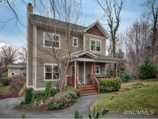 29  Winding Road  , Asheville, NC 28803 (MLS #574760) :: Exit Realty Vistas