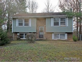 307  Woodland Drive  , Hendersonville, NC 28792 (MLS #574841) :: Caulder Realty and Land Co.