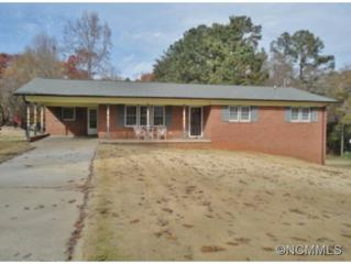 181  Oak Forest Drive  , Forest City, NC 28043 (MLS #575091) :: Exit Realty Vistas