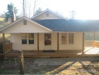 1054  Old Leicester Highway  , Asheville, NC 28806 (MLS #575152) :: Exit Realty Vistas
