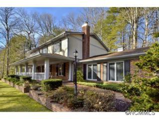 162  Chickadee Lane  , Brevard, NC 28712 (MLS #575804) :: Exit Mountain Realty