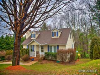 18  Surrey Run  , Asheville, NC 28803 (MLS #575861) :: Exit Realty Vistas
