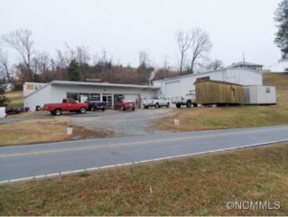 471  E Main St  , Old Fort, NC 28762 (MLS #575960) :: Exit Realty Vistas