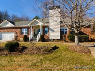 615  Carriage Commons Drive  , Hendersonville, NC 28791 (MLS #576261) :: Exit Realty Vistas