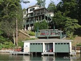 142  Waters Edge Court  , Lake Lure, NC 28746 (MLS #576375) :: Exit Mountain Realty
