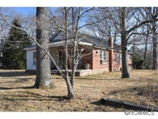 110  Newman Drive  , Hendersonville, NC 28792 (MLS #576471) :: Exit Realty Vistas