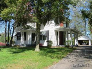 730  Buncombe Street  , Hendersonville, NC 28791 (MLS #576774) :: Caulder Realty and Land Co.