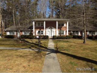 101  Boyd Drive 2C  , Flat Rock, NC 28731 (MLS #577129) :: RE/MAX Four Seasons Realty