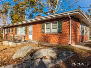 800  Jearl Lane  , Hendersonville, NC 28739 (MLS #577316) :: Exit Mountain Realty