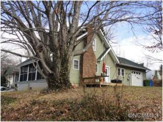 54  Druid Drive  , Asheville, NC 28806 (MLS #578079) :: Exit Realty Vistas