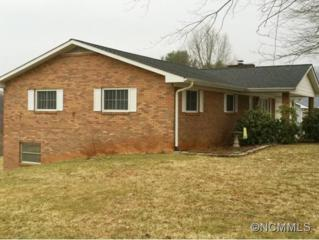 43  Dixon Terrace  , Candler, NC 28713 (MLS #578363) :: Exit Realty Vistas