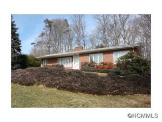 690  Monte Vista Rd  , Candler, NC 28715 (MLS #578522) :: Exit Realty Vistas