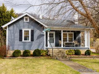 271  Brook Street  , Waynesville, NC 28786 (MLS #578582) :: Exit Realty Vistas