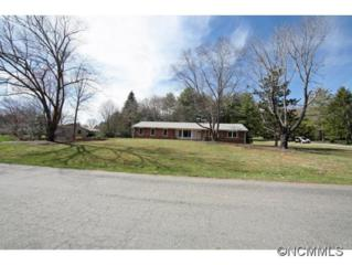 16  Ballantree Drive  , Asheville, NC 28803 (MLS #579633) :: Washburn Real Estate