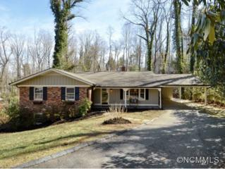 317  Woodland Trail  , Hendersonville, NC 28739 (#580545) :: Caulder Realty and Land Co.