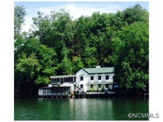 395  Tryon Bay Circle  , Lake Lure, NC 28746 (MLS #580887) :: Washburn Real Estate