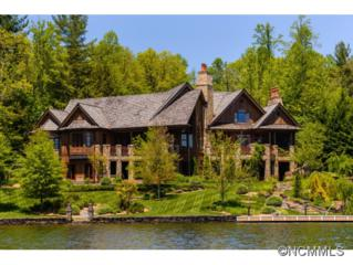 41  Chimney Point  , Lake Toxaway, NC 28747 (#581318) :: Exit Realty Vistas