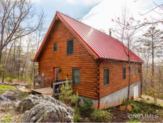 877  Boland Dr.  , Lake Lure, NC 28746 (MLS #581685) :: Washburn Real Estate