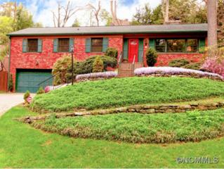 12  Maplewood Rd  , Asheville, NC 28804 (#581938) :: Exit Realty Vistas