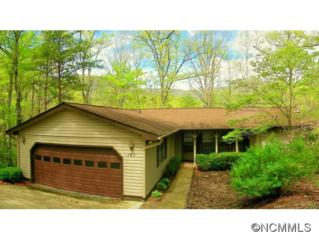 143  Bee Tree Point  , Lake Lure, NC 28746 (#582058) :: Exit Mountain Realty