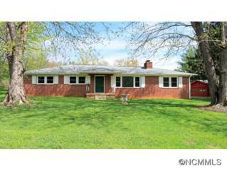 2913  Brevard Road  , Hendersonville, NC 28791 (#582237) :: Exit Realty Vistas
