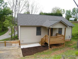 85 1/2  Wesley St.  , Canton, NC 28716 (#583016) :: Exit Realty Vistas