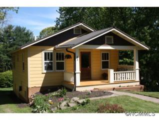 62  Swannanoa Ave  , Asheville, NC 28806 (#583325) :: Exit Realty Vistas