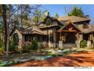 46  Mills Creek Drive  , Lake Toxaway, NC 28747 (#583411) :: Exit Realty Vistas