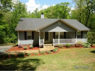 198  Pine Hill Drive  , Rutherfordton, NC 28139 (#584730) :: Exit Realty Vistas