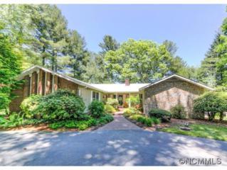 431  Crooked Creek Road  , Hendersonville, NC 28739 (#585081) :: RE/MAX Four Seasons Realty