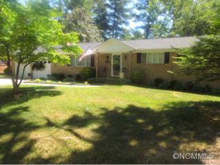 1068  Maplewood Court  , Hendersonville, NC 28791 (#585186) :: RE/MAX Four Seasons Realty