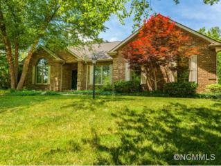 8  Ridgemont  , Weaverville, NC 28787 (#585189) :: Exit Realty Vistas