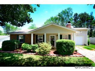 21  Kilkenny Drive  , Asheville, NC 28806 (#585420) :: Exit Realty Vistas