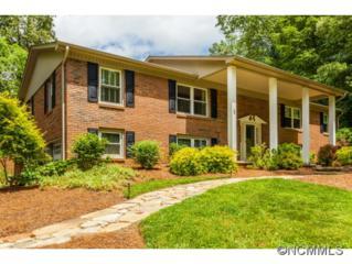 1  Dunean Lane  , Hendersonville, NC 28739 (#585580) :: RE/MAX Four Seasons Realty