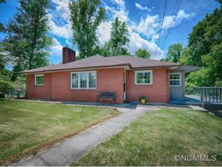 33  Monte Vista Road  , Candler, NC 28715 (#585734) :: Exit Realty Vistas