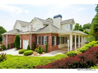 603  Carriage Commons Drive  , Hendersonville, NC 28791 (MLS #562867) :: Exit Realty Vistas