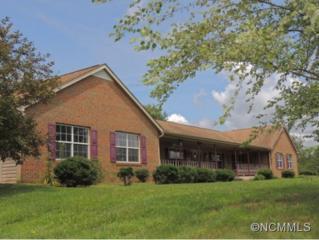 125  Foster Estate Drive  , Asheville, NC 28806 (MLS #568210) :: Exit Realty Vistas