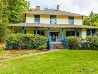 525  Cascade Street  , Mars Hill, NC 28754 (MLS #570594) :: Exit Realty Vistas