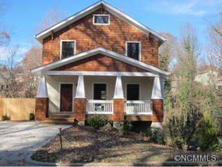 106  Houston Street  , Asheville, NC 28801 (MLS #571763) :: Exit Realty Vistas